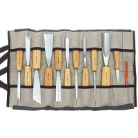 Pfeil Carver's Set, Val Gardena, 11-Piece Set