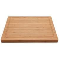 Bamboo Cutting Board with Juice Groove