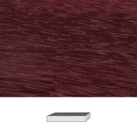 Purpleheart 150 x 25 x 25 mm