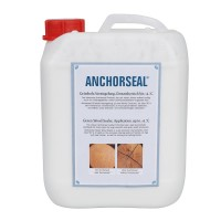 Anchorseal Green Wood Sealer, Application up to -4 °C, 10 l