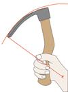 Pic 3: Schwungkurve Dechsel