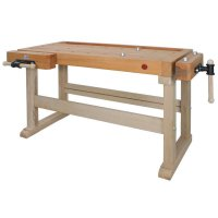 DICTUM Workbench »Junior«, Height 860 mm