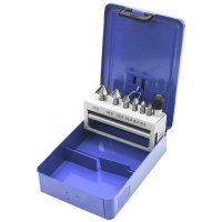 Fisch 90° Countersink with Bit Holder, 7-Piece Set