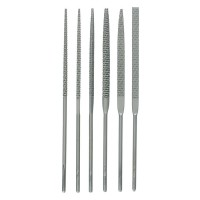 Glardon/Vallorbe Needle Rasps, 6-Piece Set