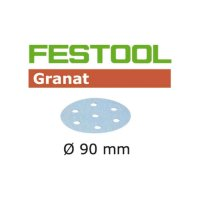 Festool Sanding Discs STF D90/6 P80 GR/50