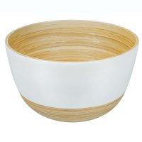 Bamboo Bowl BiMa, Large, White