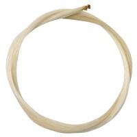 Mèche sibérienne pour archet, qualité **, 76-77 cm, 6,2 g