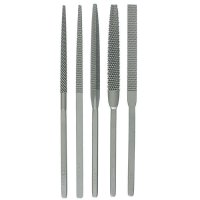 Glardon/Vallorbe Habilis Rasps, 5-Piece Set