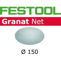 Abrasif maillé STF D150 P320 GR NET/50