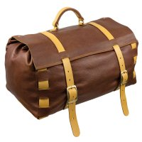 Weekend Leather Bag