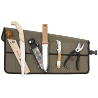 Japanese Gardening Tools, 5-Piece Set