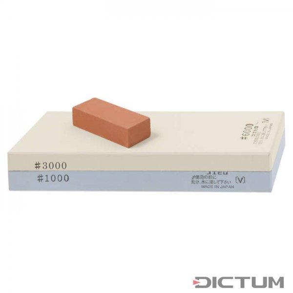 Dwustronny kamień Cerax, bez podstawy, ziarnistość 1000/3000