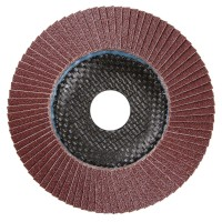 Klingspor Flap Sanding Disc, 125 mm, Grit 80