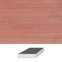 Pink Ivory, 150 x 150 x 50 mm
