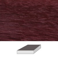 Purpleheart 150 x 150 x 50 mm