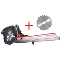 MAFELL Cross-Cutting System KSS 60 CC in Carrying Case + extra Saw Blade 24 T