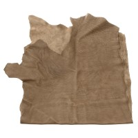 Yak Leather, Taupe, 10-11 sq. ft.
