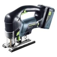 Festool Scie sauteuse CARVEX PSBC 420 Li 5,2 EB-Plus