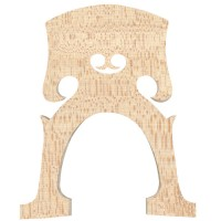Teller Bridge Belgian, 1A-Quality, Unfitted, Cello 3/4, 85 mm