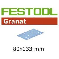 Festool Schleifstreifen STF 80 x133 P 80 GR/10