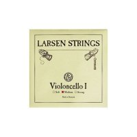 Larsen Strings, Cello 4/4, A Chrome, Solo