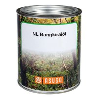 ASUSO NL Bangkirai Oil, 750 ml