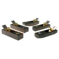 Ebony Mini Planes, 5-Piece Set