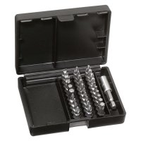 Wera Standard Bit Set in Bit-Safe, 31-Piece Set