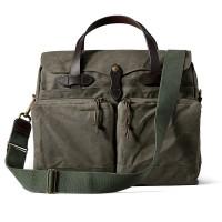 Filson 24-Hour Tin Briefcase, Otter Green