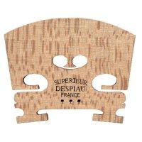 Chevalet Despiau N° 10, qualité A, brut, durci, violon 4/4, 42 mm