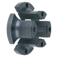 Axminster Long Cylinder Jaws 25 mm