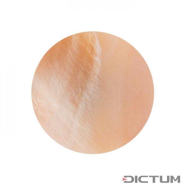 珍珠母贝,眼睛,粉红色,直径5毫米。
