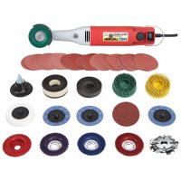 Kit pour surfaces complet King Arthur's Tools Merlin2, Nick Agar