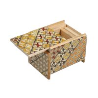 "Japanese Puzzle Box ""Himitsu Bako Mini"", 2.5-sun*"