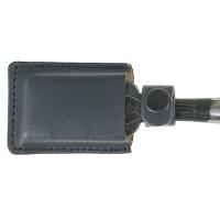 Lederschutzkappe aus vorgeformtem Leder, 36-42 mm