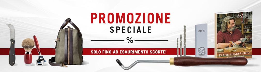 Dictum promozione speciale