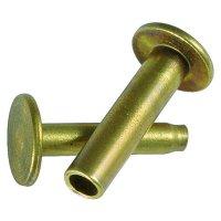 Brass Rivet, Head Diameter 8.5 mm