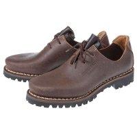 Bertl Haferl Shoe, Narrow Design, Size 42