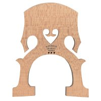 Despiau Steg Nr. C9 Französisch, A-Qualität, roh, behandelt, Cello 4/4, 92 mm