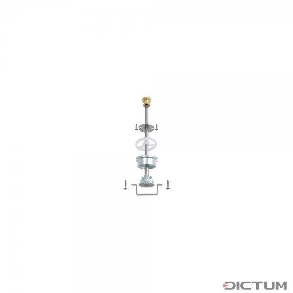 LIDREWA Mahlwerk, Stahl, Stablänge 130 mm, 1 Stück