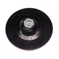 Haftfix Backing Plate for Angle Grinders, M 14, Ø 115 mm