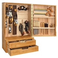 Tool Locker with Clever Interior Design