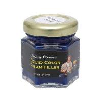 Bouche-pores Jimmy Clewes, bleu cobalt