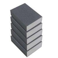 Éponge abrasive KA.EF., grain 180, 5 pièces
