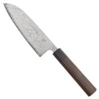 Suimon Hocho Sandalwood, Santoku, All-purpose Knife