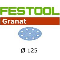 Festool Disque abrasif STF D125/8 P60 GR/10