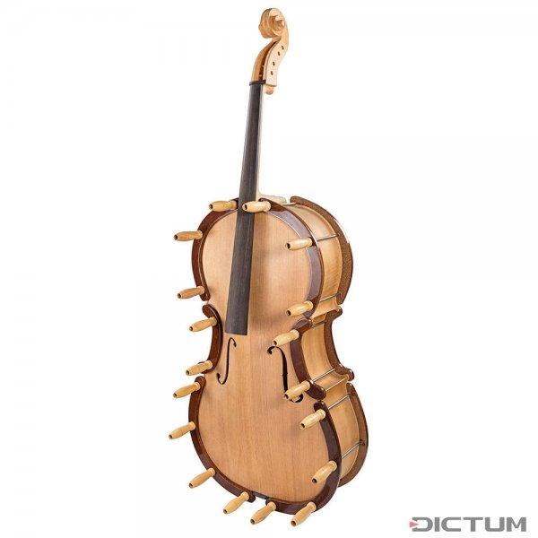 Gluing Clamps, 6-Piece Set, Violin