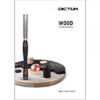 Dictum Woodturning Catalogue Cover