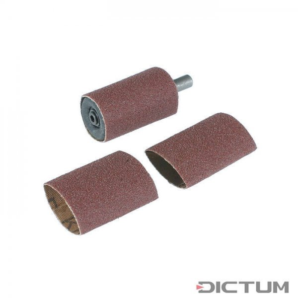 Sanding Cloth Sleeves for No. 120, Grit 80