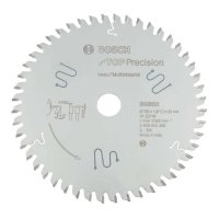 BOSCH Circular Saw Blade 165 x 1.8/1.3 x 20, FT/TT 48, BEST for MultiMaterial